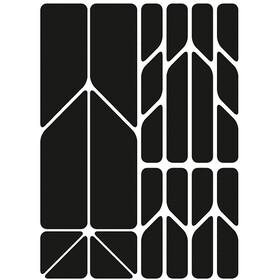 Riesel Design re:flex plus Adesivi riflettenti, nero